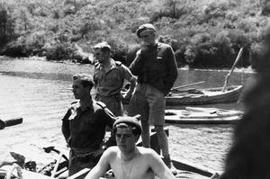 1ST SPECIAL BOAT SERVICE IN THE MEDITERRANEAN AND AEGEAN, 1943-45