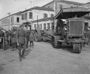 THE MACEDONIAN CAMPAIGN, 1915-1918