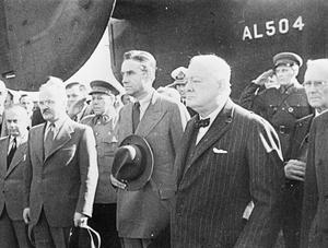 THE SECOND MOSCOW CONFERENCE, AUGUST 1942