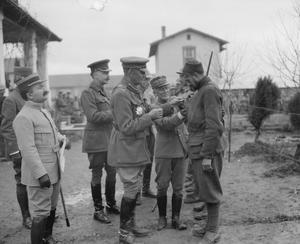 ALLIED COMMANDERS OF THE SALONIKA CAMPAIGN 1915-1918