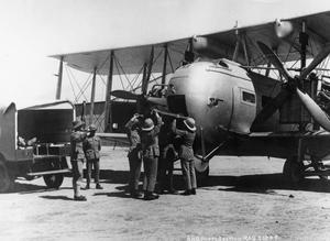 THE ROYAL AIR FORCE 1919 -1939