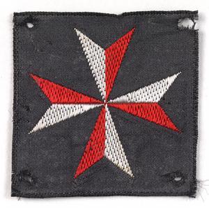 badge, formation, Malta Field Defences