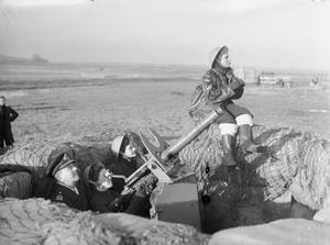 THE WOMEN'S ROYAL NAVAL SERVICE DURING THE SECOND WORLD WAR