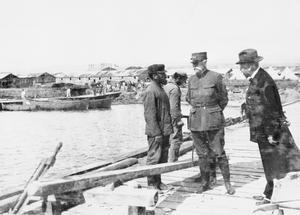 THE SALONIKA CAMPAIGN 1915 - 1918