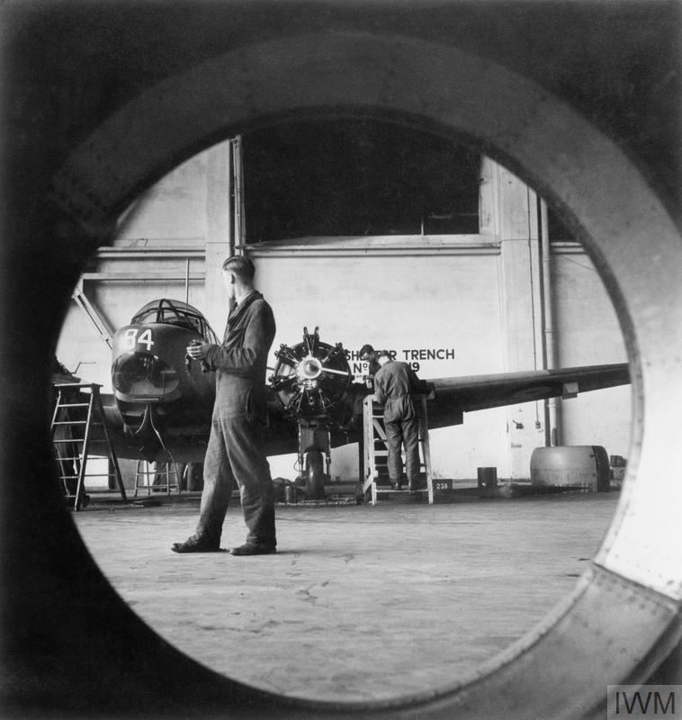 THE ROYAL AIR FORCE IN BRITAIN, 1941