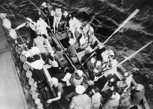 SINKING OF SS ATHENIA, SEPTEMBER 1939