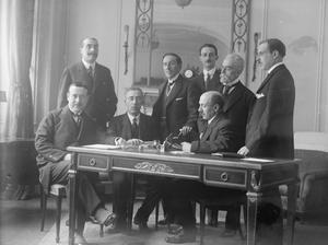 THE PARIS PEACE CONFERENCE, JANUARY-JUNE 1919