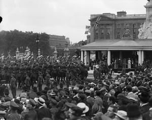 PEACE DAY CELEBRATIONS, JULY 1919
