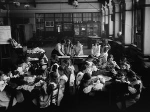 THE EDUCATION SYSTEM IN BRITAIN, 1914-1918