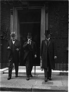 THE BRITISH GOVERNMENT IN THE FIRST WORLD WAR