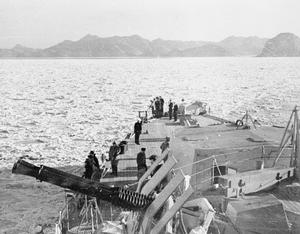 THE ROYAL NAVY DURING THE KOREAN WAR 1950-1953