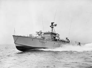 THE ROYAL NAVY DURING THE COLD WAR 1945-1991