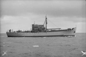 HMS BLACKBURN