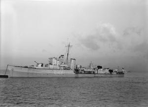 HMS BLACKMORE