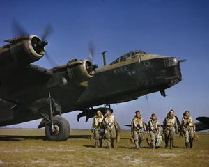THE ROYAL AIR FORCE IN BRITAIN, SPRING 1942