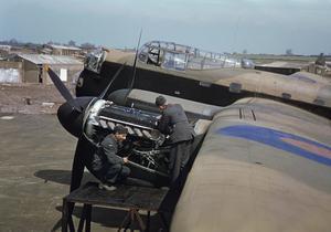 THE ROYAL AIR FORCE IN BRITAIN, JUNE 1942