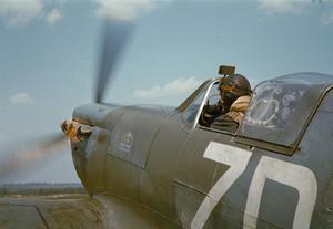 THE ROYAL AIR FORCE IN BRITAIN, MAY 1942
