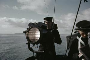 THE ROYAL NAVY IN 1942