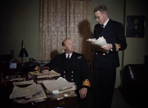 THE ROYAL NAVY IN THE SECOND WORLD WAR: PERSONALITIES