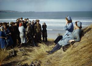WAR WORKERS IN THE WEST COUNTRY, BRITAIN, 1943
