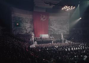 SALUTE TO THE RED ARMY, ROYAL ALBERT HALL, LONDON, 21 FEBRUARY 1943