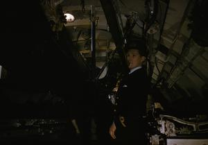 ON BOARD HM SUBMARINE TRIBUNE, 1942