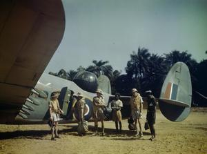 THE ROYAL AIR FORCE IN WEST AFRICA, MARCH 1943