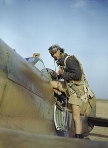 THE ROYAL CANADIAN AIR FORCE IN TUNISIA, APRIL 1943