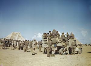 THE ROYAL CANADIAN AIR FORCE IN TUNISIA, 1943