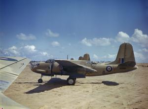 THE SOUTH AFRICAN AIR FORCE IN LIBYA, MARCH 1943