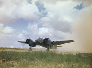 THE ROYAL AIR FORCE IN NORTH AFRICA, APRIL 1943