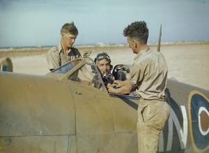 THE ROYAL CANADIAN AIR FORCE IN NORTH AFRICA, MAY 1943