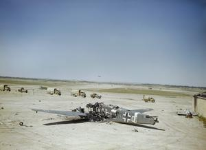THE ROYAL AIR FORCE IN TUNISIA, MARCH 1943