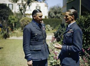 THE ROYAL AIR FORCE DURING THE SECOND WORLD WAR: PERSONALITIES