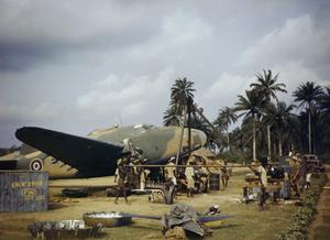 THE ROYAL AIR FORCE IN WEST AFRICA, APRIL 1943