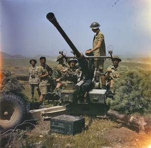 THE BRITISH ARMY IN TUNISIA, MAY 1943: THE DRIVE ON TUNIS