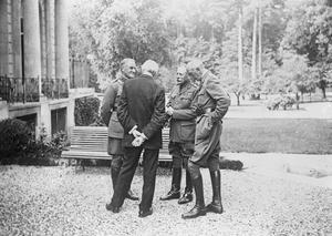 THE SUPREME WAR COUNCIL, 1917-1920