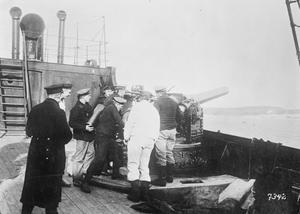 THE GERMAN NAVY IN THE NORTH SEA, 1914-1918