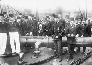 THE TURKISH NAVY IN THE FIRST WORLD WAR