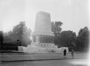 THE WAR MEMORIALS OF THE FIRST WORLD WAR