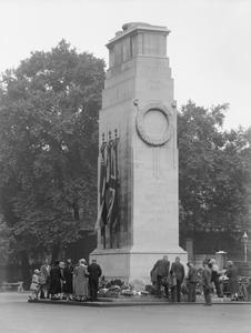 THE WAR MEMORIALS OF THE FIRST WORLD WAR