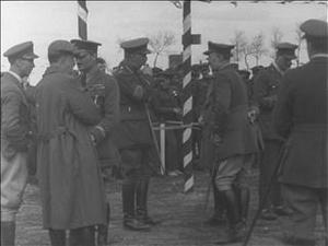 RAF SPORTS IN FRANCE 1919 [Allocated Title]
