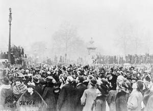 THE ARMISTICE DAY, 11 NOVEMBER 1918