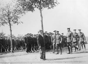 THE BRITISH EXPEDITIONARY FORCE ON THE HOME FRONT, 1914-1915