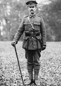 THE BRITISH ARMY ON THE HOME FRONT, 1914-1918