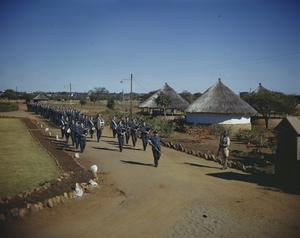 COMMONWEALTH JOINT AIR TRAINING PLAN, NO 23 AIR SCHOOL AT WATERKLOOF, PRETORIA, SOUTH AFRICA, JANUARY 1943