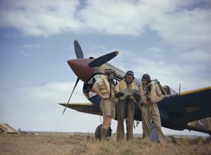 THE ROYAL AIR FORCE IN TUNISIA, MAY 1943