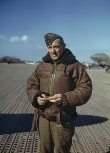 AIR MARSHAL SIR ARTHUR CONINGHAM, ITALY, JANUARY 1944