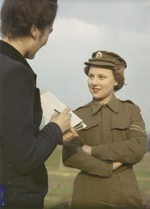 WARTIME SOCIAL SURVEY IN BRITAIN, 1944