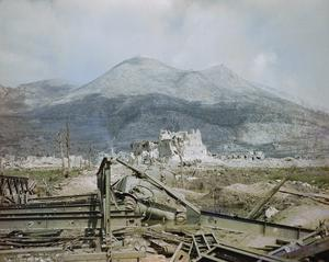THE CAMPAIGN IN ITALY: THE ADVANCE ON CASSINO, MAY 1944